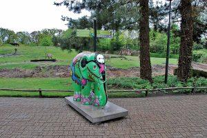 Elephant Parade - E-Phant - Toyism Art Movement