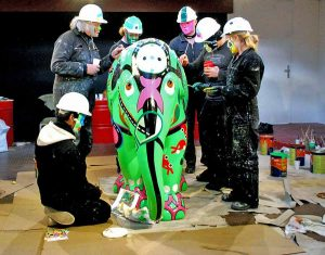 Elephant Parade - E-Phant Group - Toyism Art Movement
