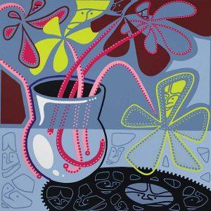 Silkscreen - Still Life Silkscreen - Toyism. Art for sale. Buy bestselling silkscreens online.
