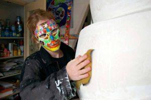 Towersnail - Fihi Sandpaper - Toyism Art Movement