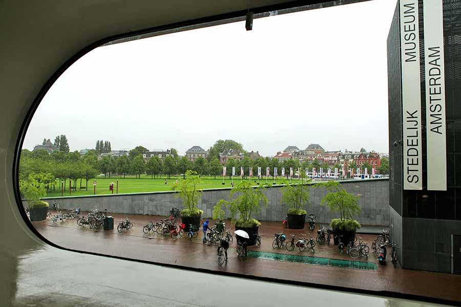 Stedelijk Museum Amsterdam - Toyism Art Movement