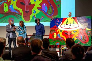 Toyism Opening - Stedelijk Museum Amsterdam - Toyism Art Movement