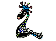 Toyist - Gihili - Puppet - Toyism Art Movement