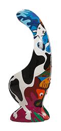 Chairagoo 2 - Sculpture - Toyism Art Movement