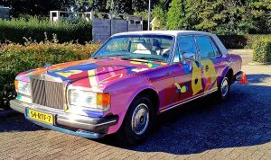 Toyism Cars - Rolls Royce Dreams for Breakfast - Toyism Art Movement