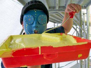 Uppspretta - Gihili Paint - Toyism Art Movement