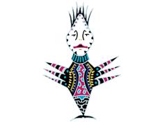 Toyist - Kixoz - Puppet - Toyism Art Movement