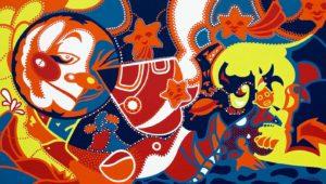 Painting - Trip Moon - Toyism. Buy art online.