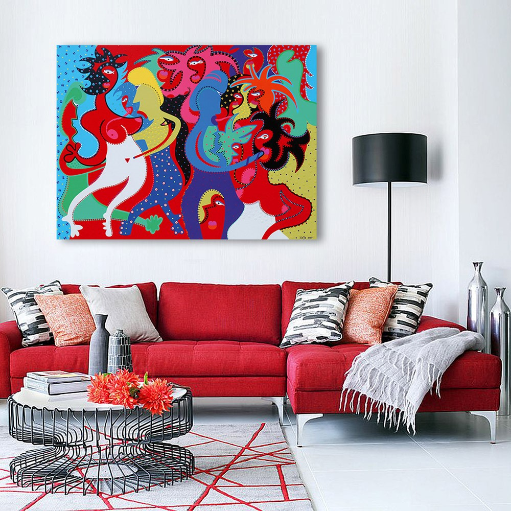 Toyism_Dejo-Pay-Your-Respect_Livingroom