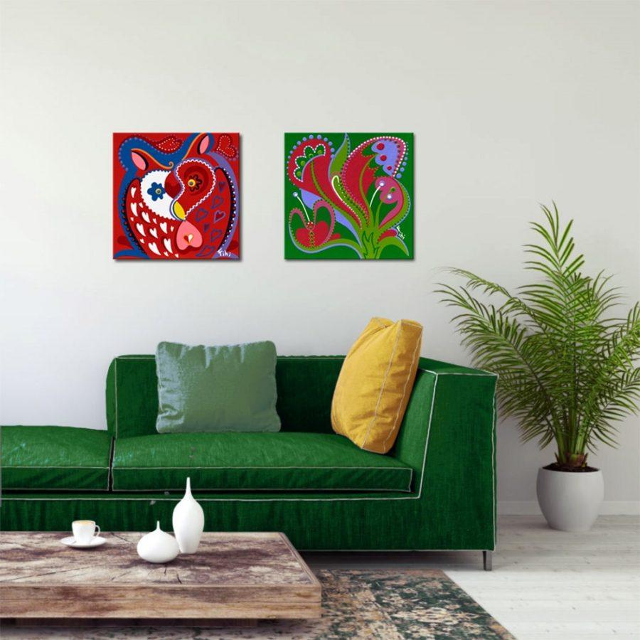 Toyism_Fihi-1+1=3_The_Fluttering-Livingroom