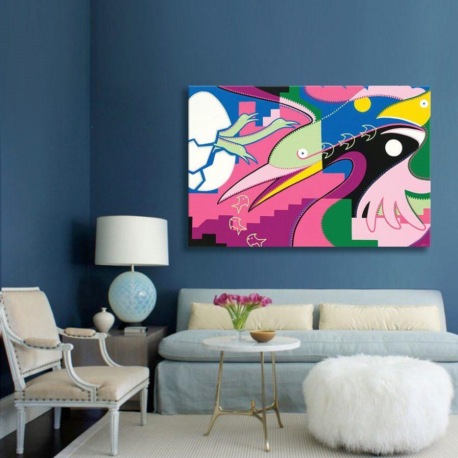 Toyism_Jaf'r-Birdlife_Livingroom